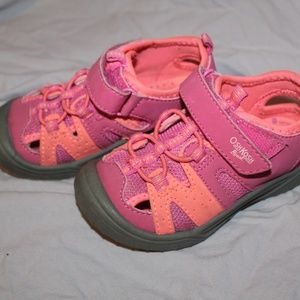 Oshkosh B'gosh Toddler Sandals Size 7